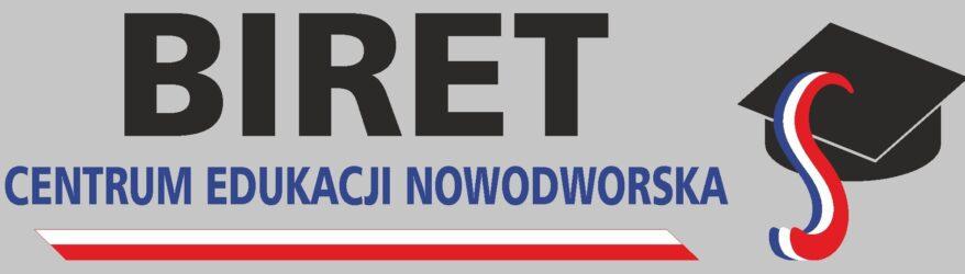 Centrum Edukacji Nowodworska BIRET Sabina Kwiatkowska-Giemza